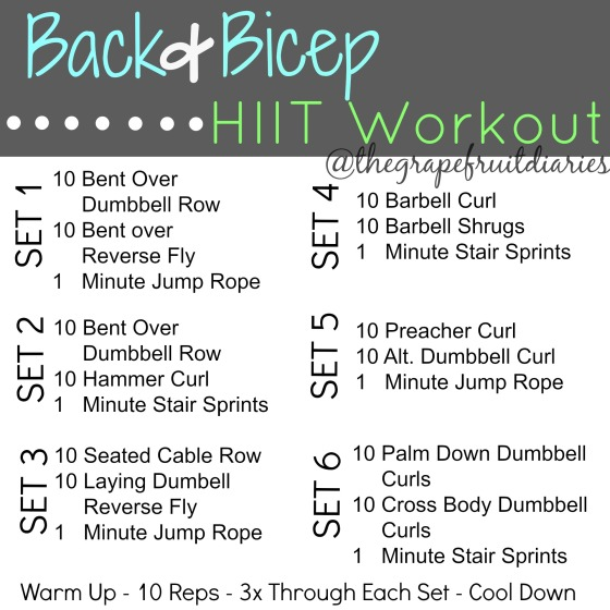Tag Upper Body Workout
