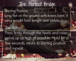 The perfect bridge
